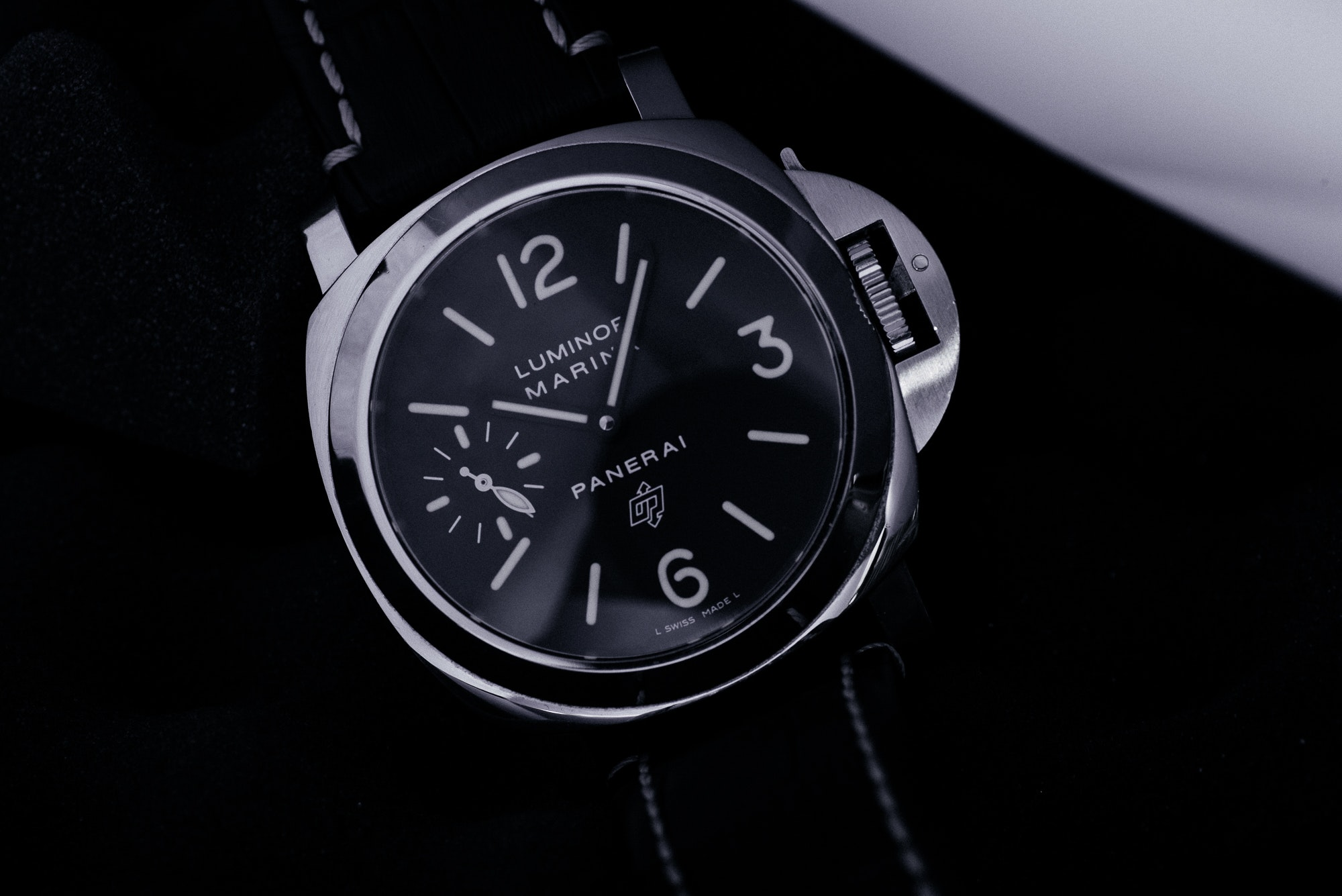 panerai luminor chronext
