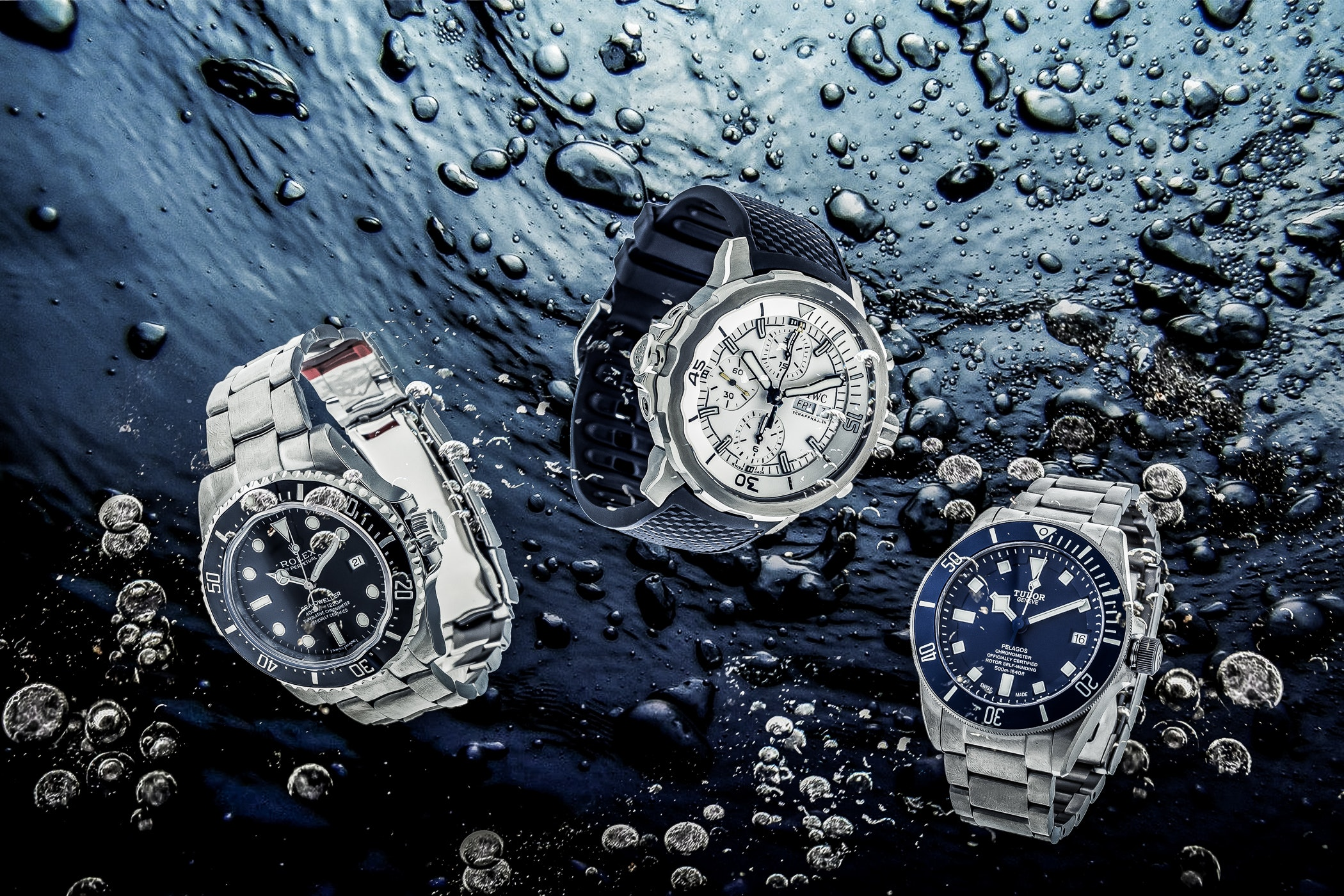Rolex Submariner, Omega Seamaster and Beyond: We Dive Into The Top 10 Greatest Water Watches of All Time