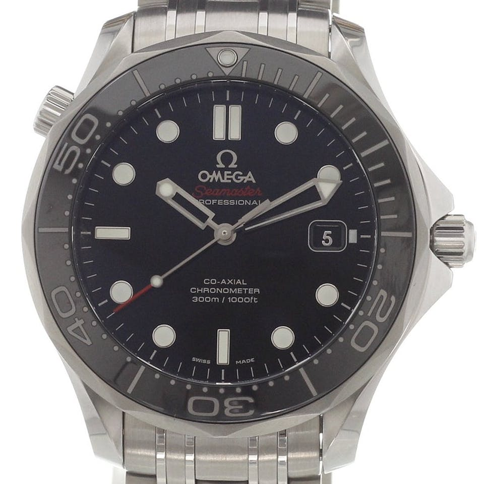 Rolex submariner omega seamaster and beyond we dive into - Omega dive watch ...