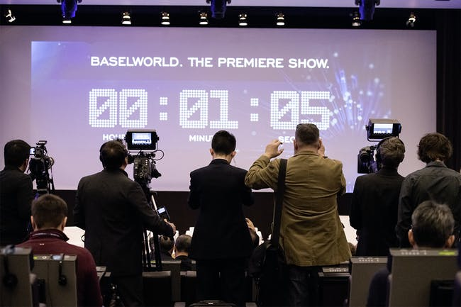 A trade fair stumbles - is Baselworld losing its relevance?