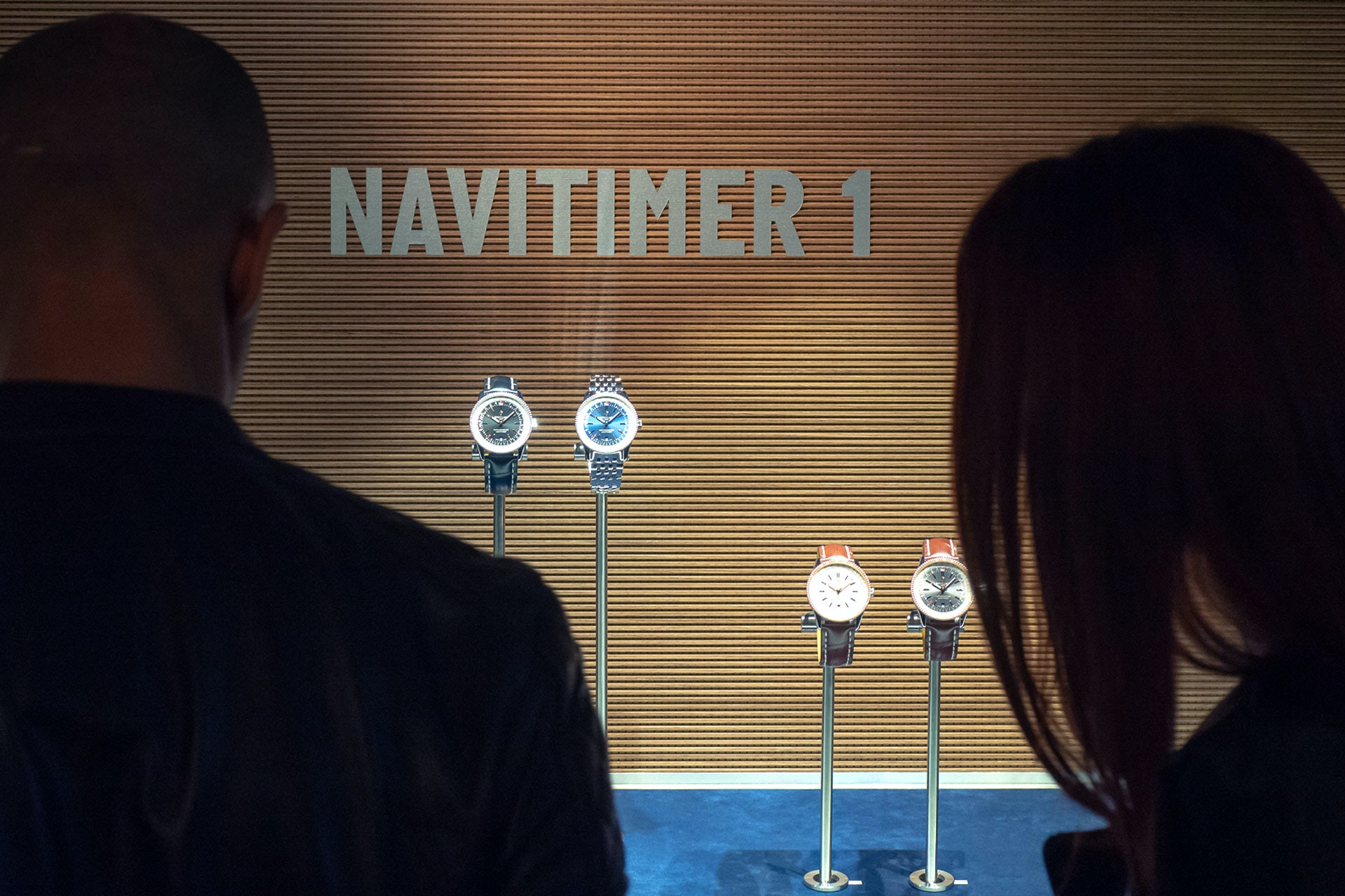 Baselworld 2019: Breitling with new Navitimer models