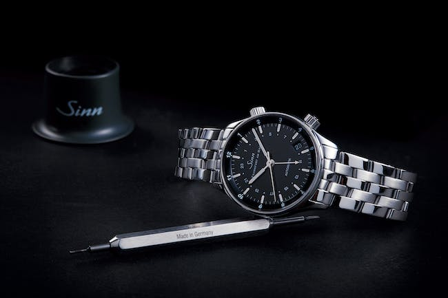 CHRONEXT Official Retailer: Seven Innovations of Sinn