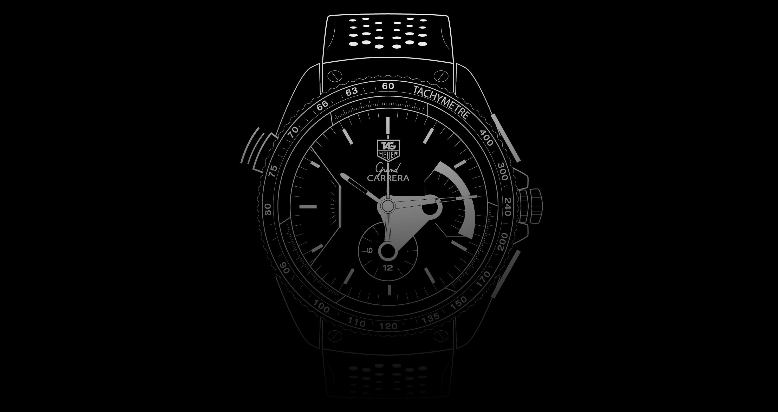 3b4c5bfb6b8 TAG Heuer Grand Carrera - Infos, Price & History | CHRONEXT