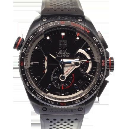 8b90995d5dd TAG Heuer Grand Carrera - Infos