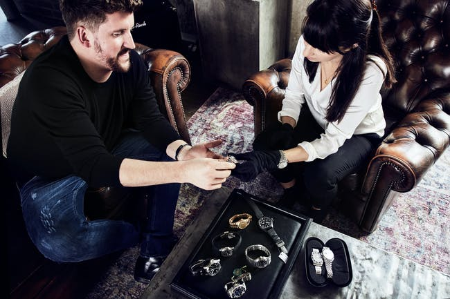 Meeting Watch Lovers: An interview with Simon Fürst from D'Angelico Guitars