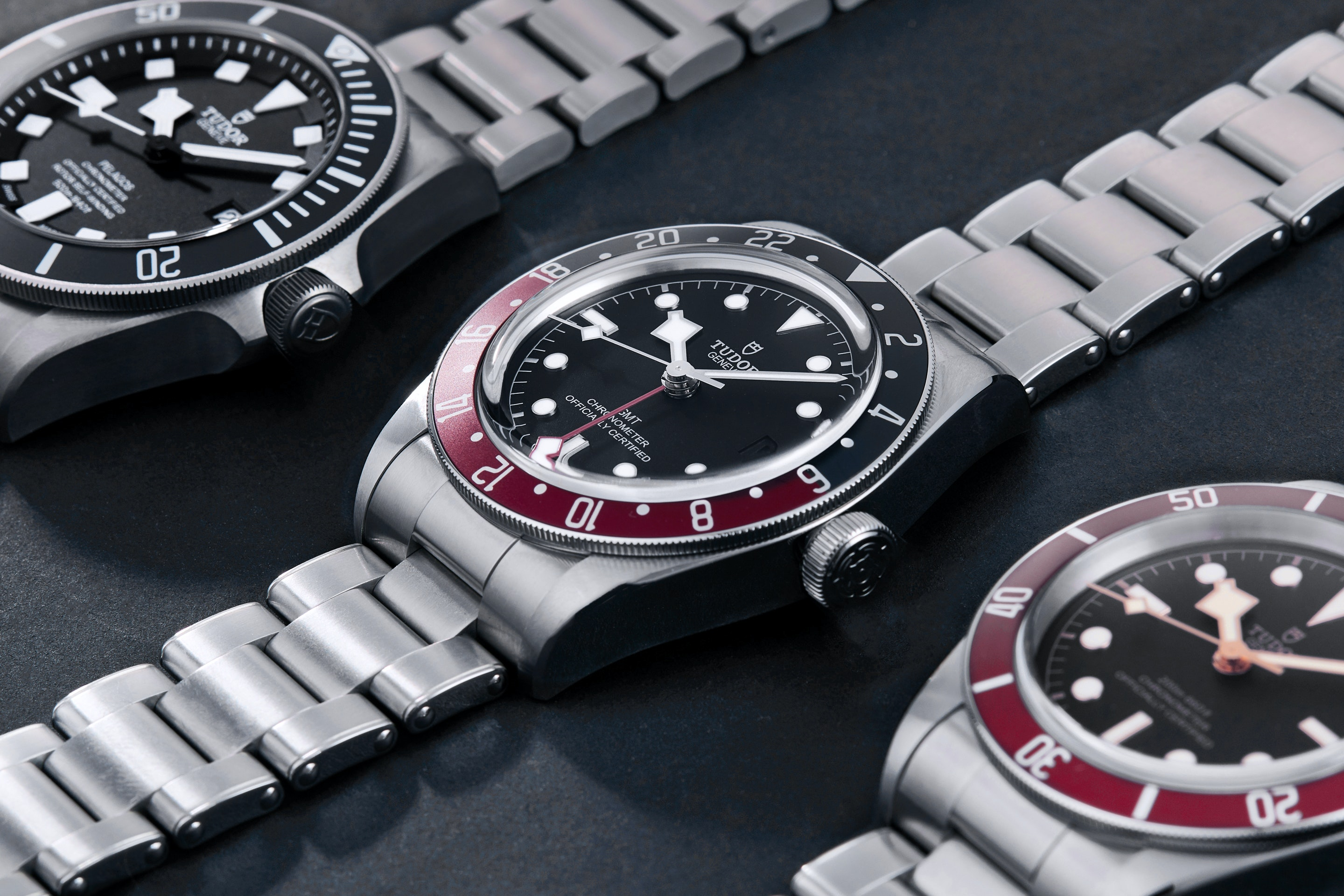 Hands-On with the Tudor Black Bay GMT