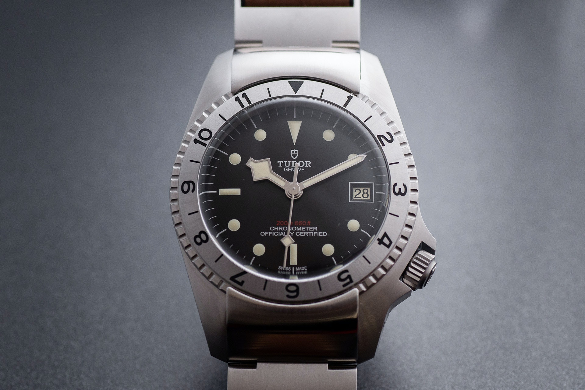 Introducing the P01: The pride and joy of Tudor at Baselworld 2019