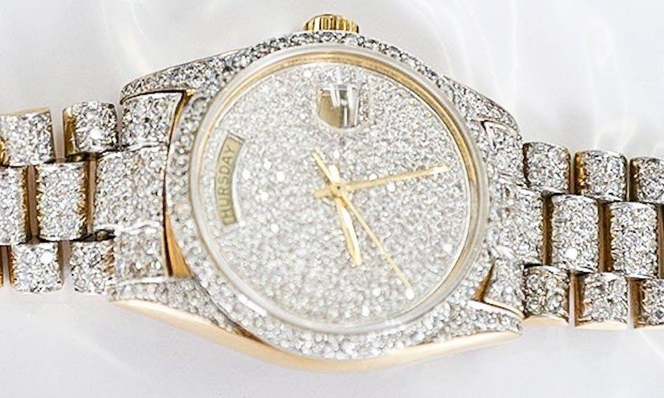 Criminal Watches The Timepieces Of Al Capone Escobar