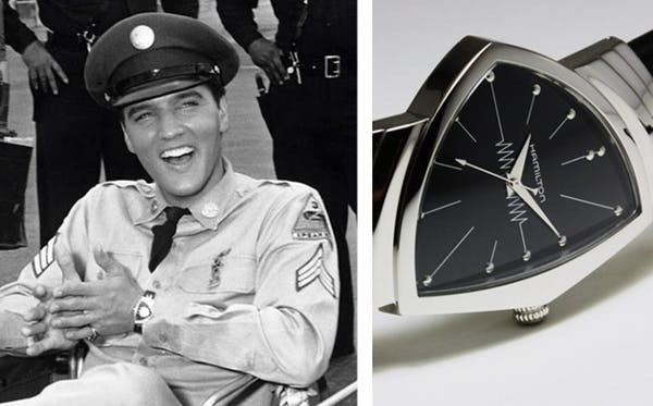 From elvis to mick jagger 16 rock stars and their watches chronext for Celebrity rocks watches