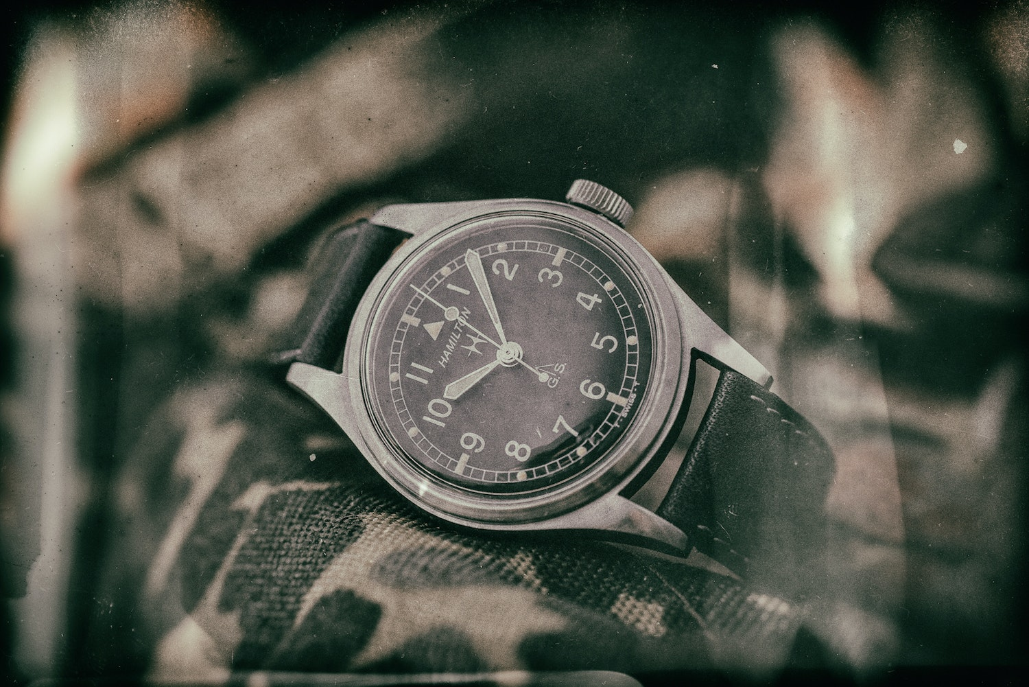 A Timely Question – What are the world's most iconic military watches and do current militaries still issue them?