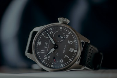 Limited edition anyone? IWC, Breitling, Tag Heuer, and more.