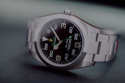 New Watch Wednesday presents the Rolex Air-King 116900