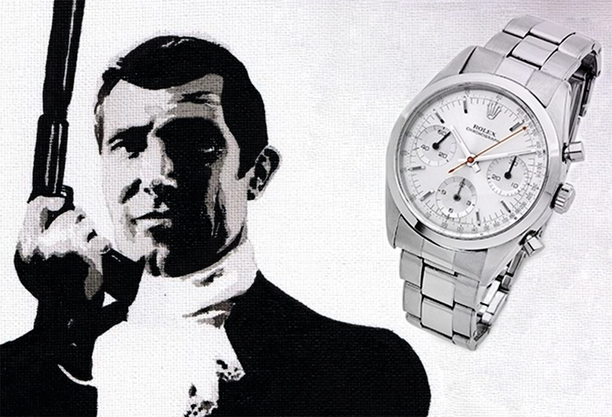 James Bond 007 Pre-Daytona to Go on Auction