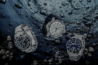 A Fascination for Diving Watches