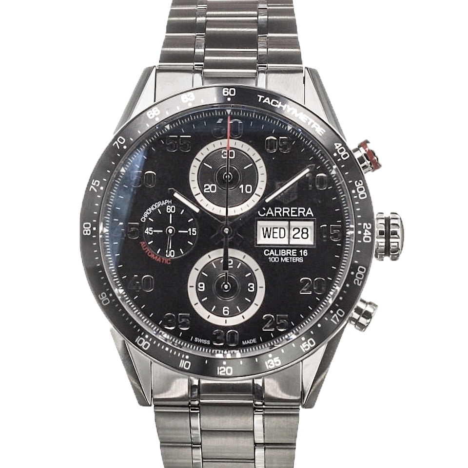 From carrera to daytona the best race watches chronext for Tag heuer daytona