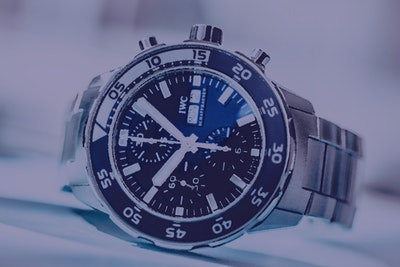New Watch of the Day: IWC Aquatimer