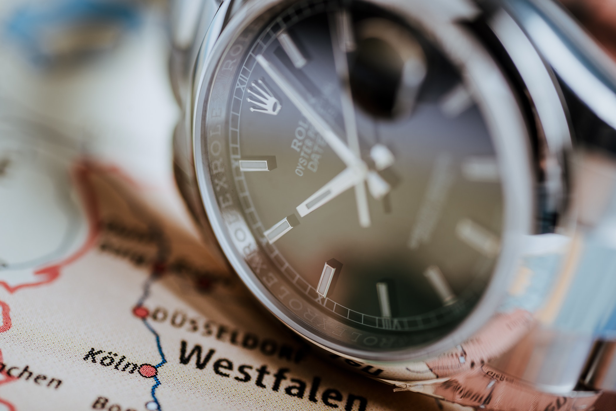 The Heatmap – Where Are Germany's Watch Buyers?