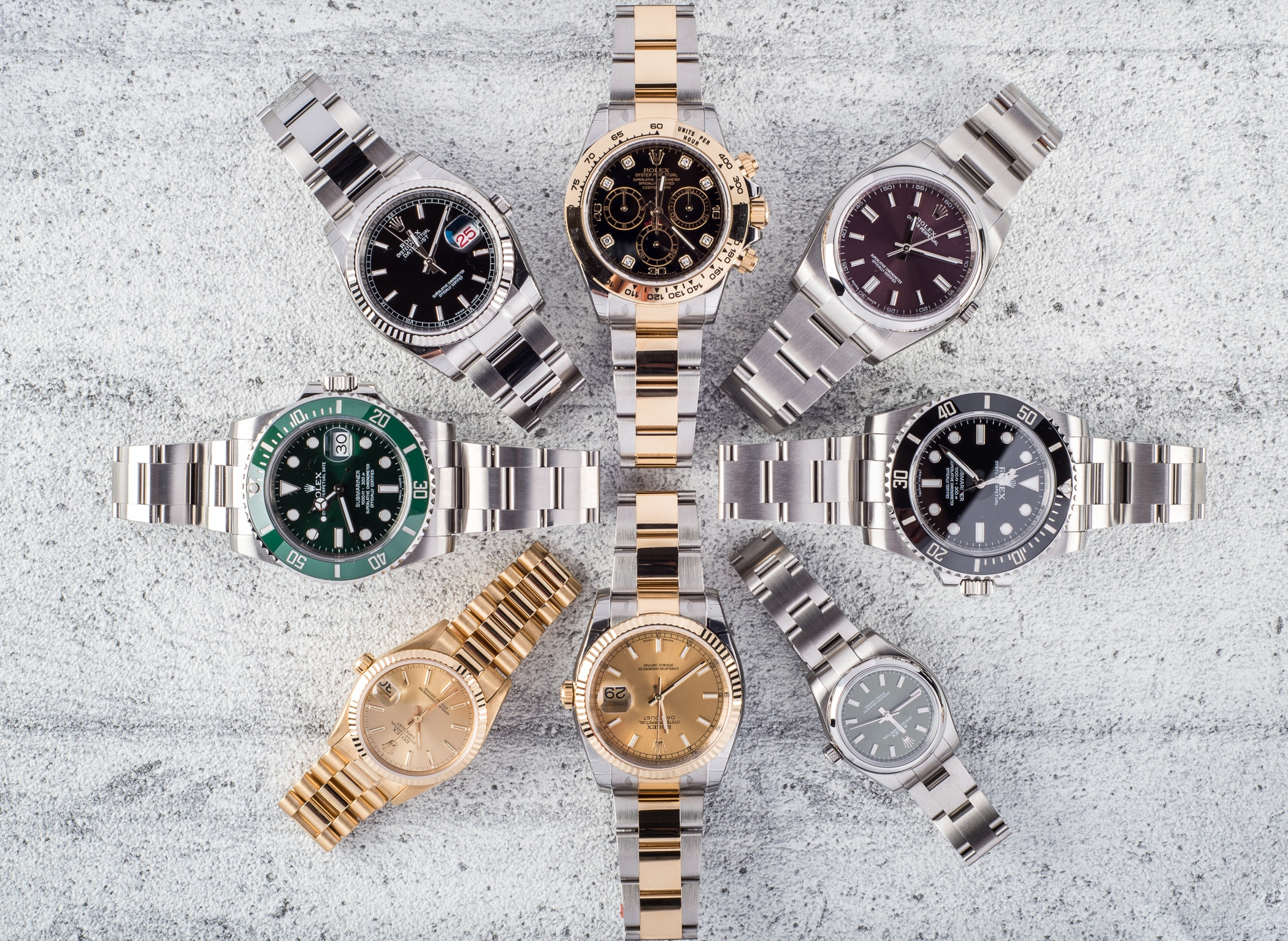 The Rolex Datejust: Making of an Icon