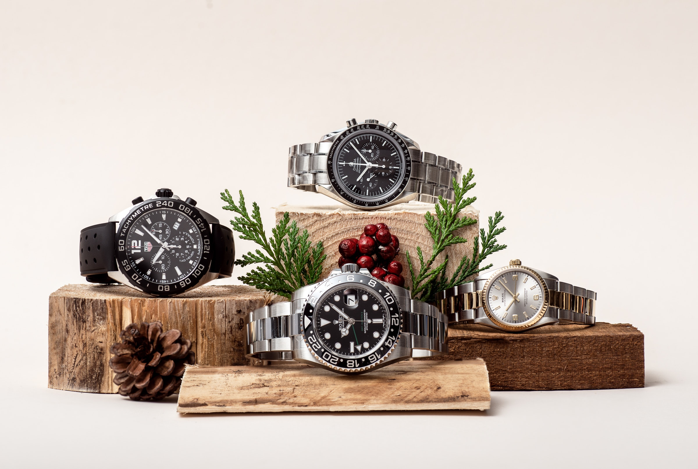 TREND ALERT: What are the six most popular watches this Christmas season?