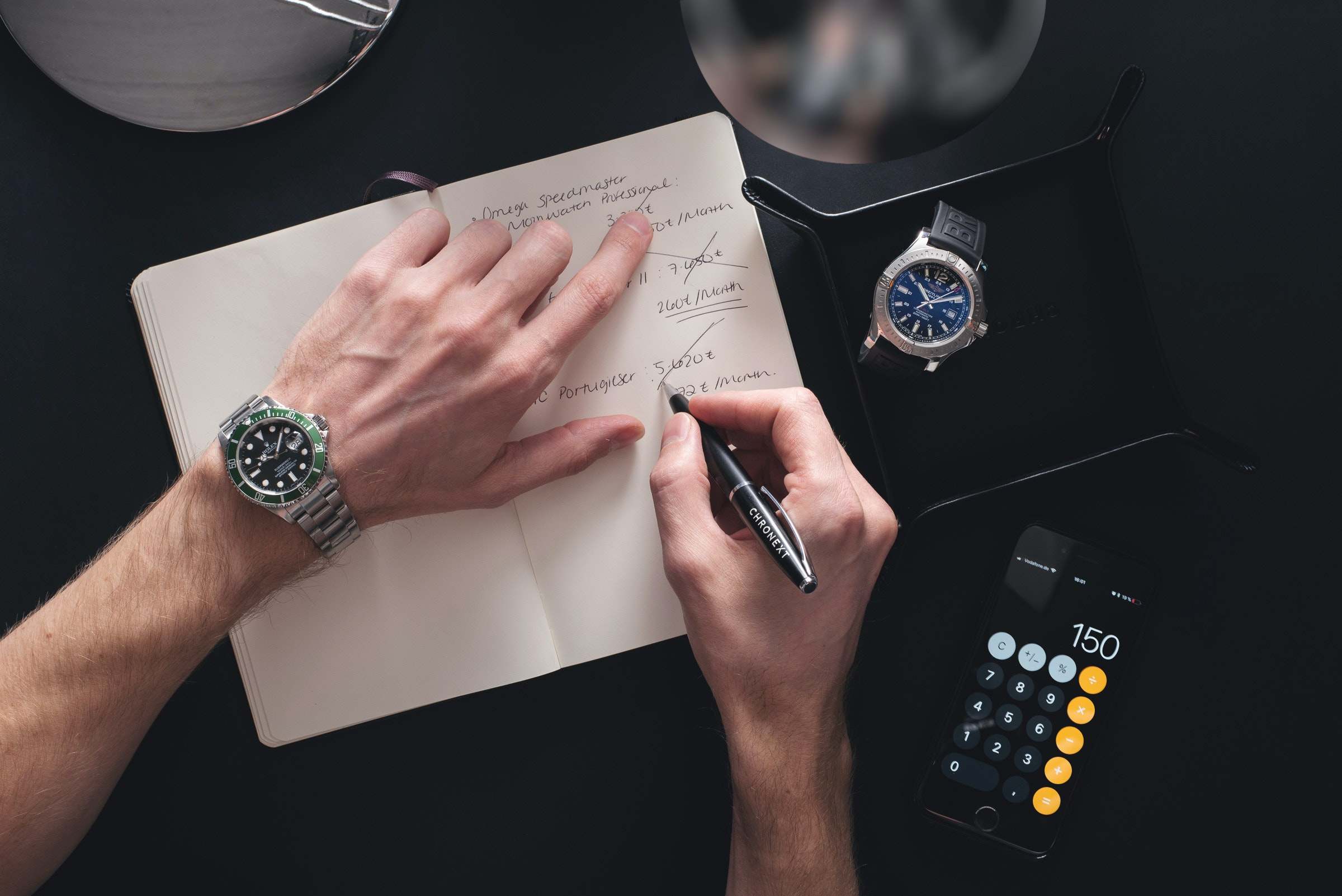 Pay on your own terms: how to finance a dream watch