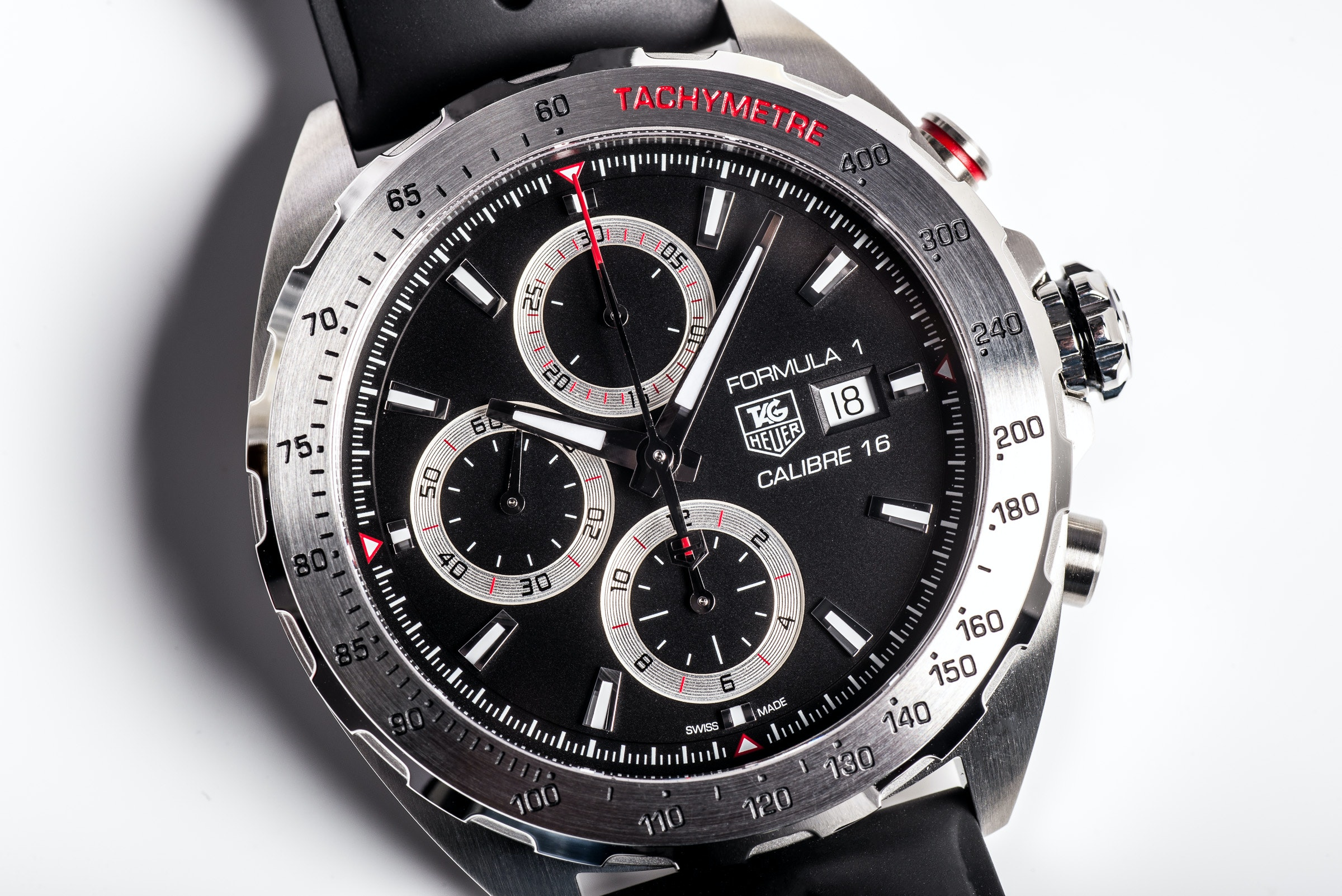 Is it real? A buyer's guide to spotting a fake TAG Heuer