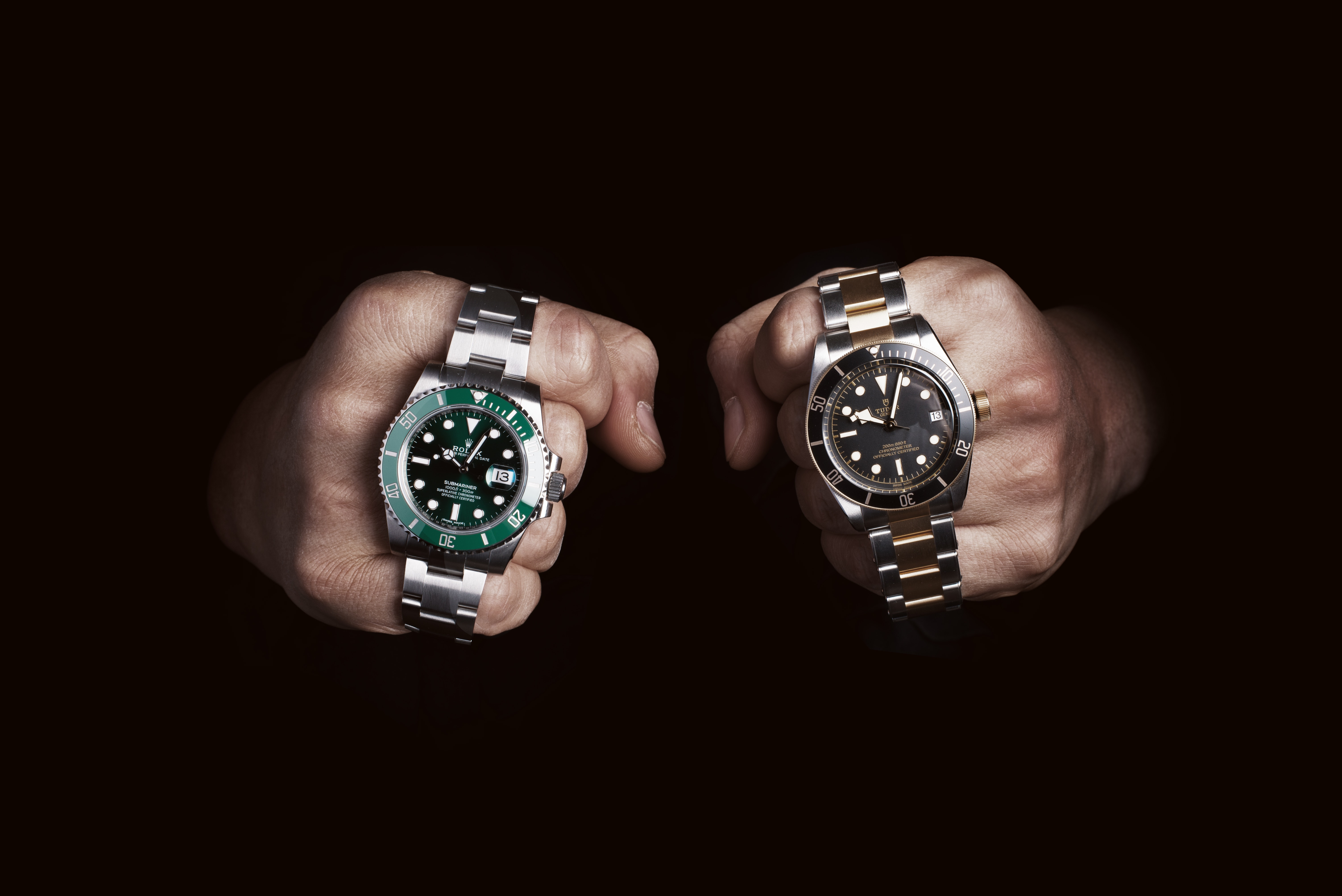 Tudor vs Rolex - How to find the right brand for you