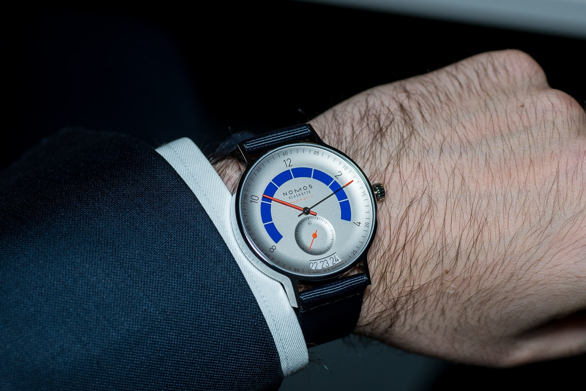 Nomos at Baselworld 2018: 3x Date and the new Autobahn