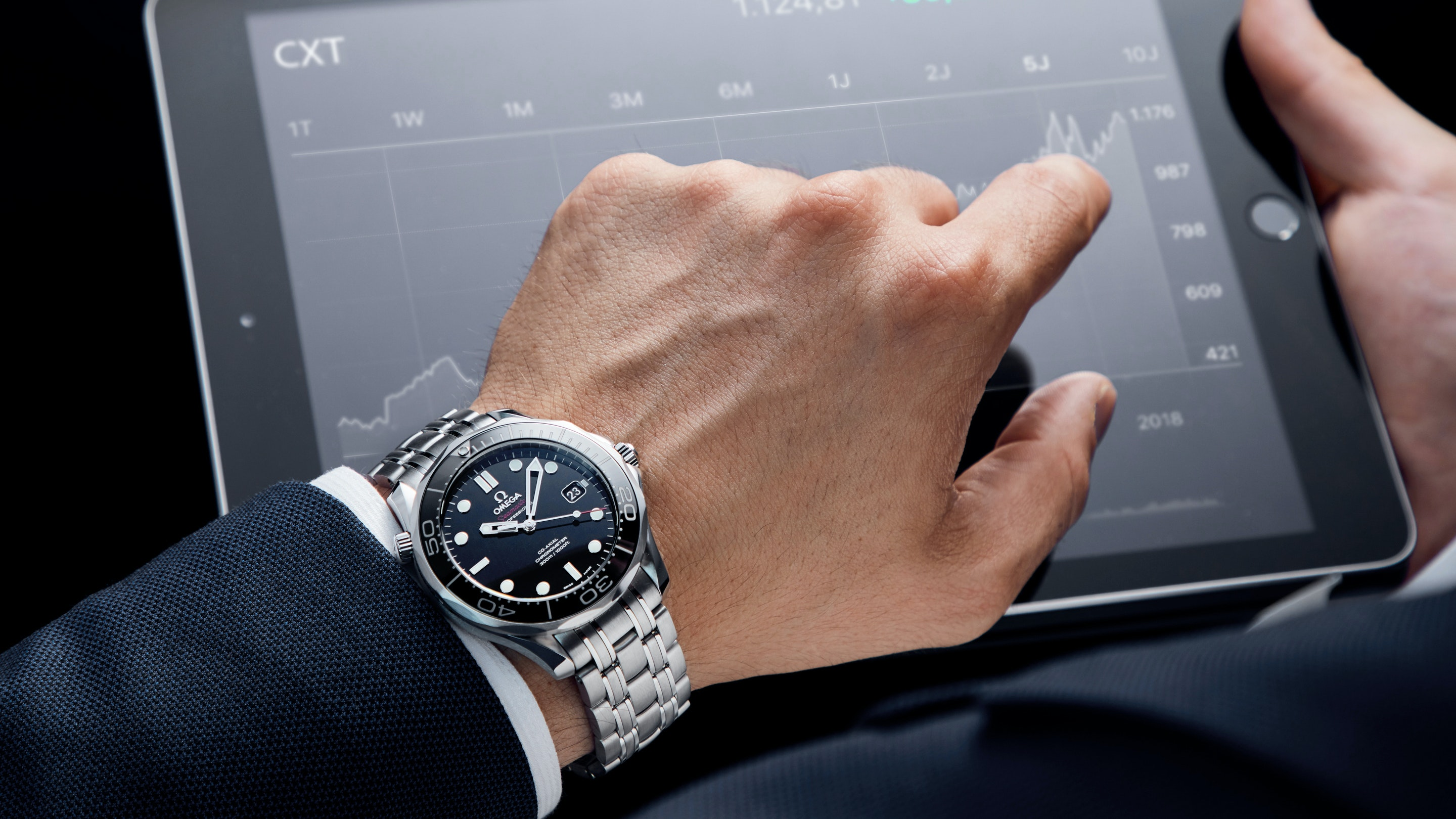 CHRONEXT Price Index: Why investing in an Omega Seamaster is worthwhile