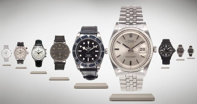 The Top 10 watches under 2,500 GBP