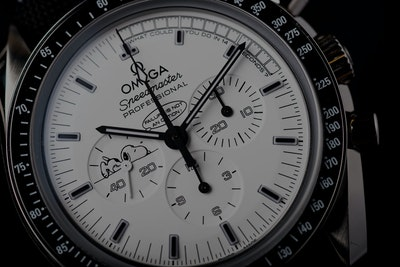 Sourced: Speedmaster Apollo 13 Silver Snoopy Award