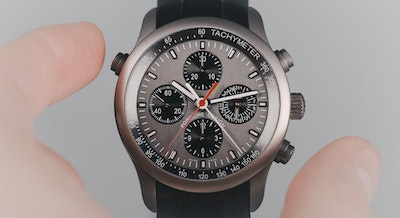 The difference between the rattrapante and the flyback