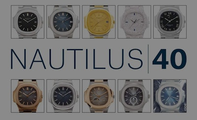 Christie's Auction in Hong Kong: Important Watches Including NAUTILUS 40 Part III