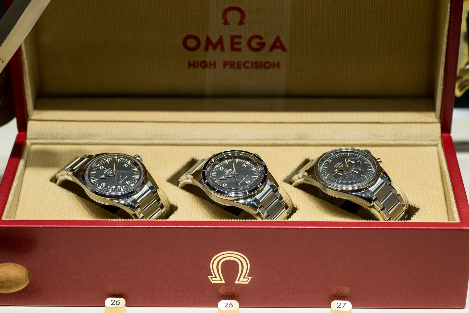 "Baselworld 2018 Omega predictions: A panda-dial Speedy,""Master Chronometer""-certified movements, and more"