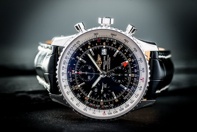 Breitling – A traditional brand in detail