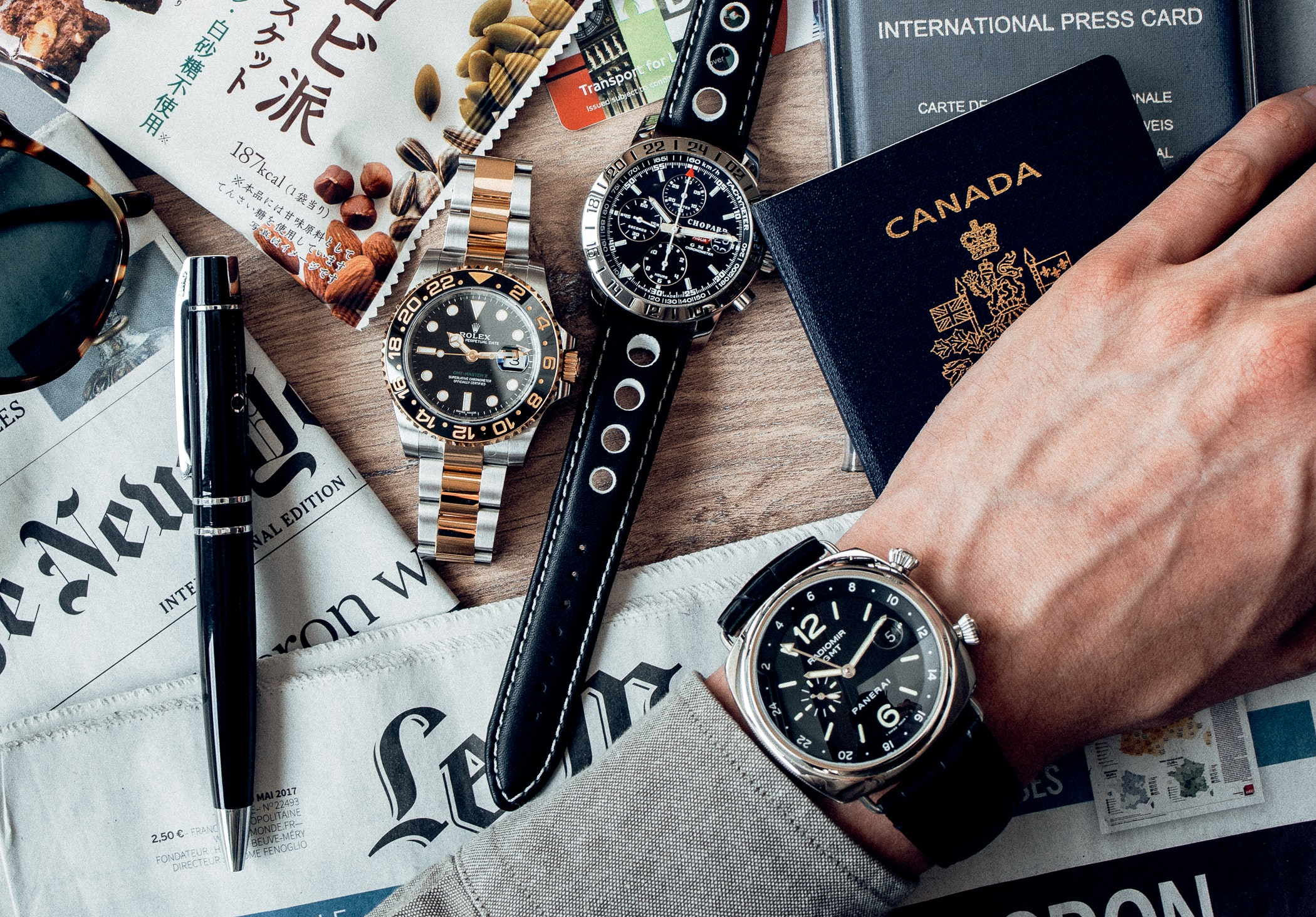 5 Reasons You Should Consider a GMT Watch