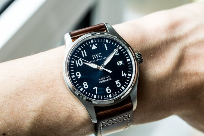 IWC Brand Special - Discover top models including the Portofino, Portugieser, Pilot's Watch and more