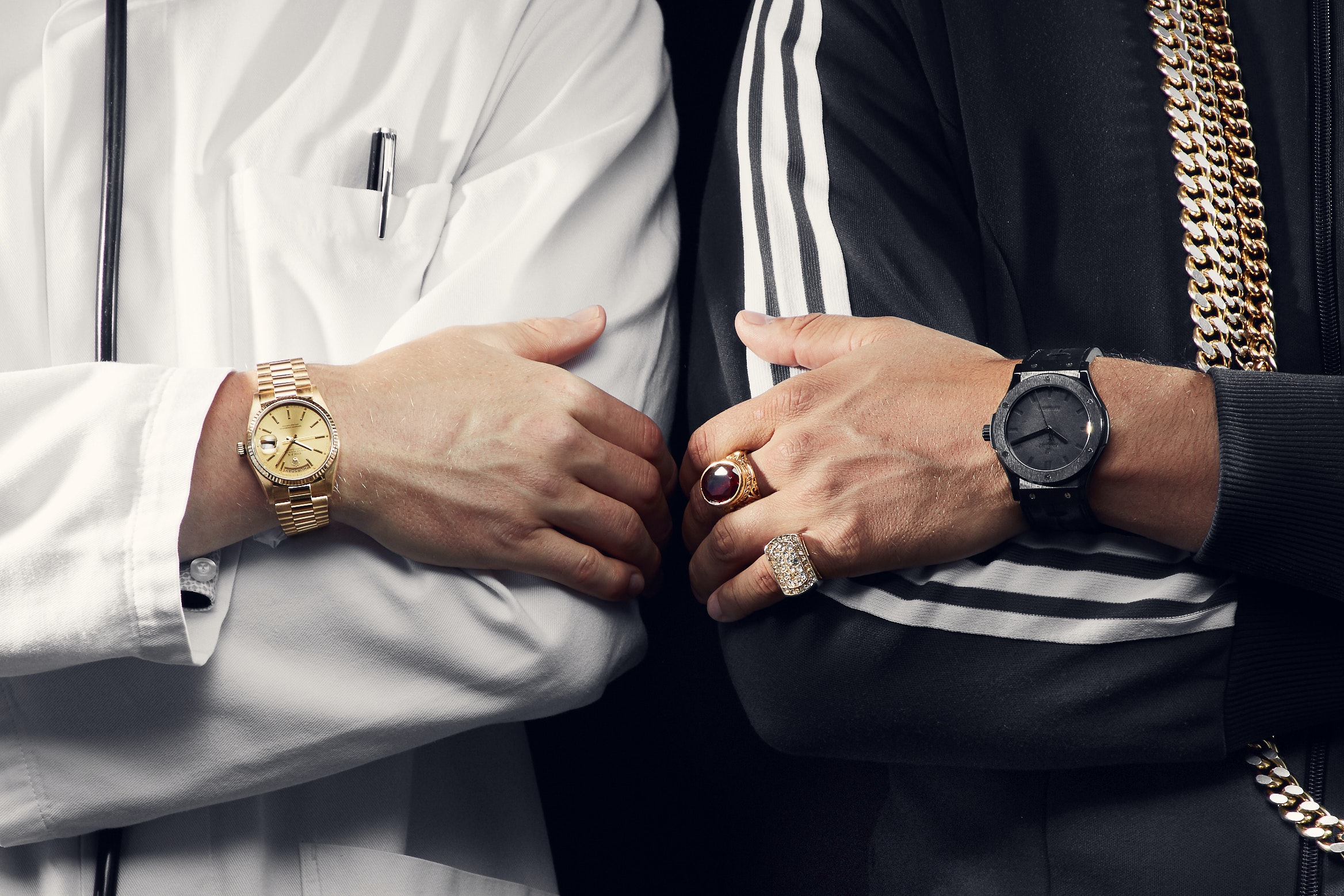 From Jay Z to Jordan Belfort: Here are the 9 types of men who wear luxury watches