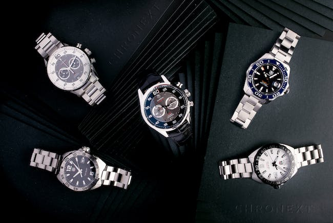 Why is TAG Heuer so special? Discover more about this innovative brand and it's top 5 models