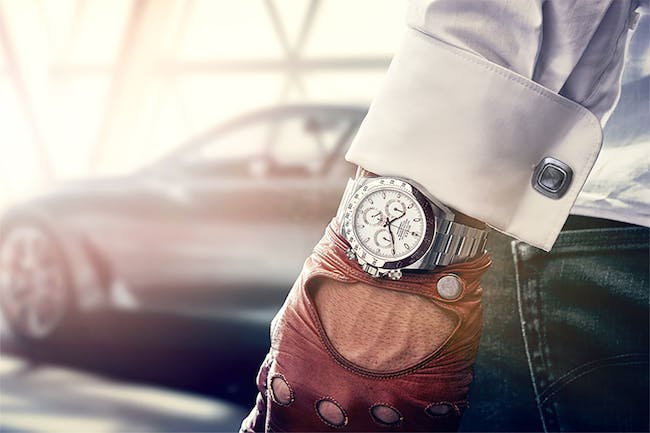 Lamborghini Aventador and Rolex Daytona: What if watches were cars?