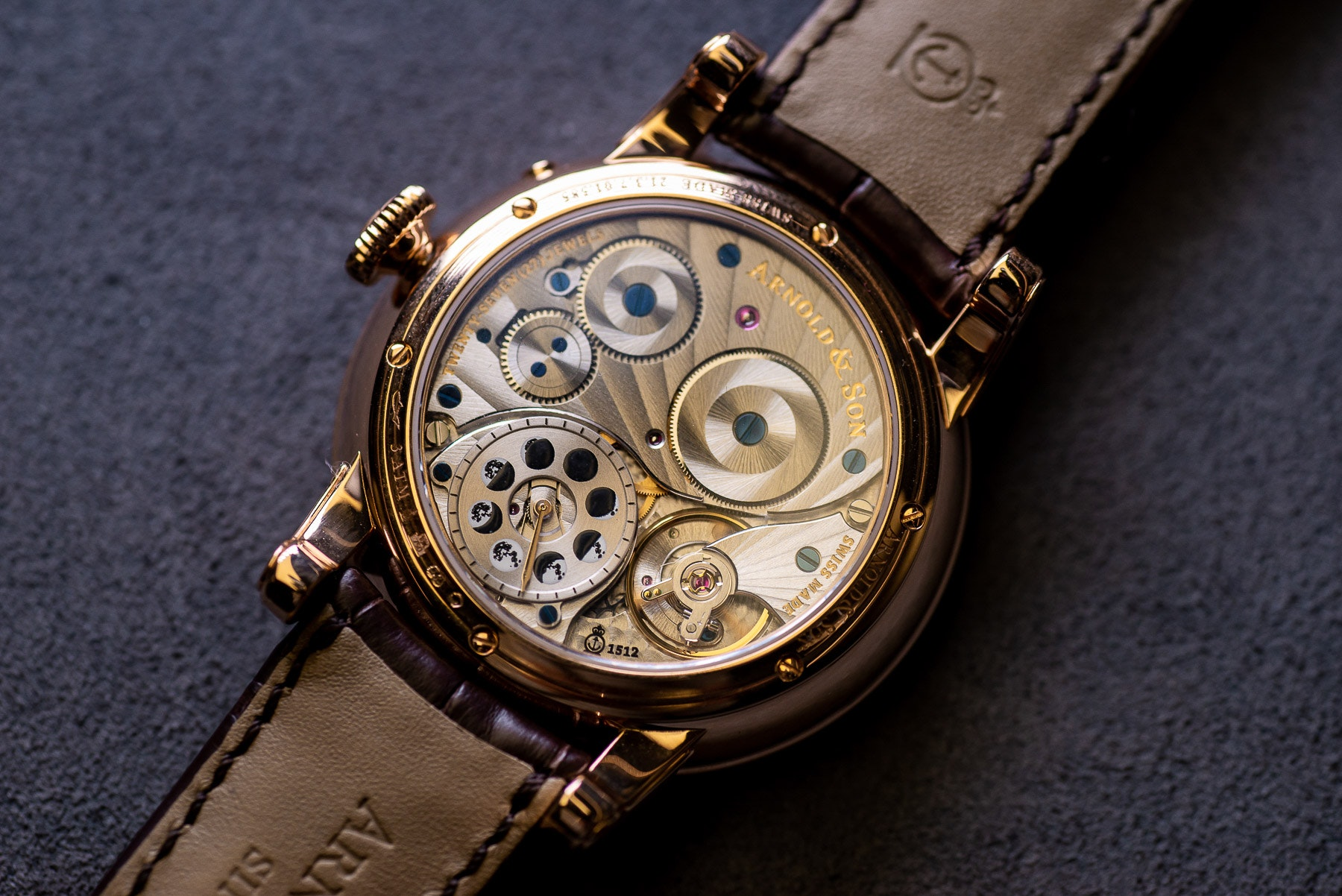 Arnold & Son at Baselworld 2019: Brilliance in transition