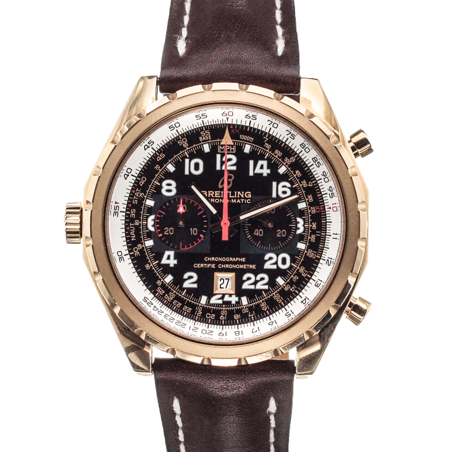 Breitling For Bentley Infos Price History: Breitling Chrono-Matic - Infos, Price & History
