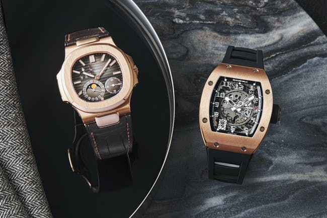 Why are these 5 luxury watches so desirable?