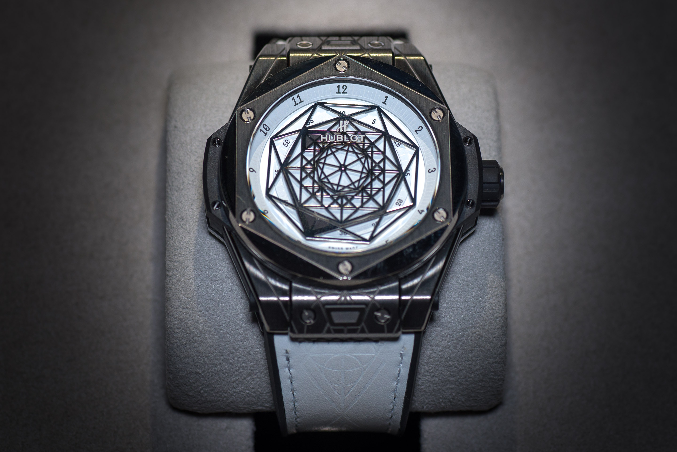 Bang! Hublot Gets Connected at Baselworld 2018