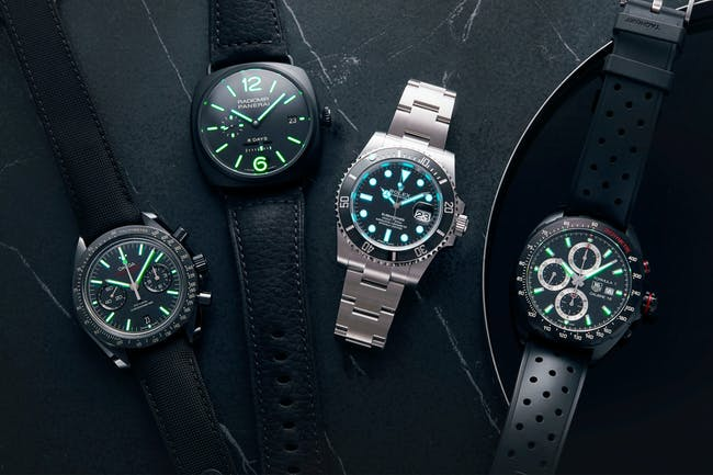 Fun science: The story behind lume watches
