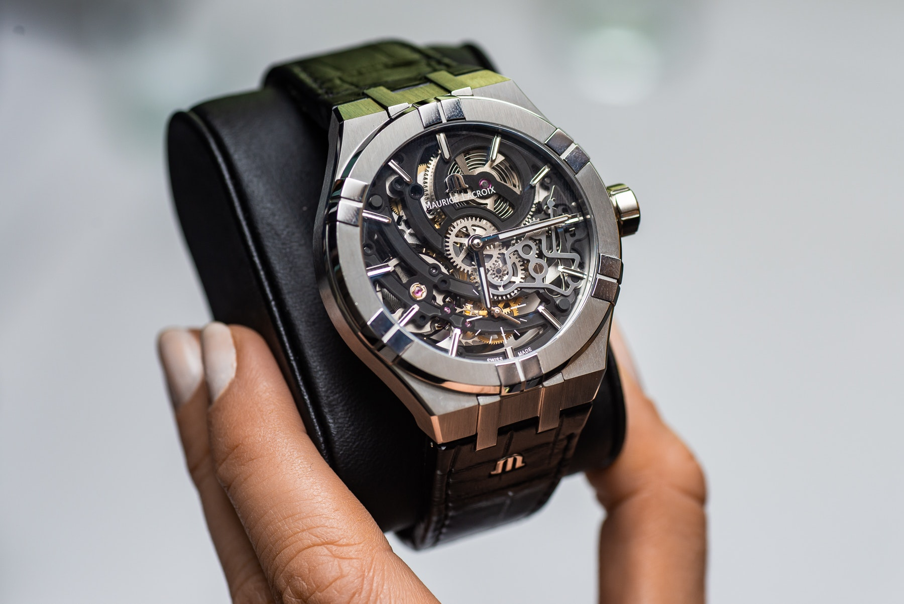 Maurice Lacroix Highlights: New models for the Aikon collection