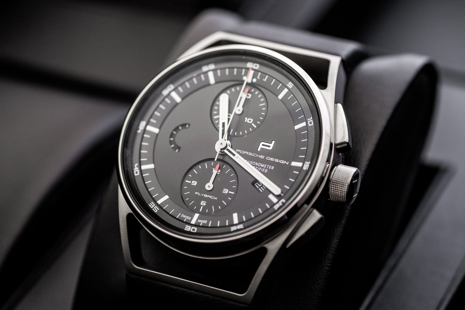 Baselworld 2019: Porsche Design with versatile innovations