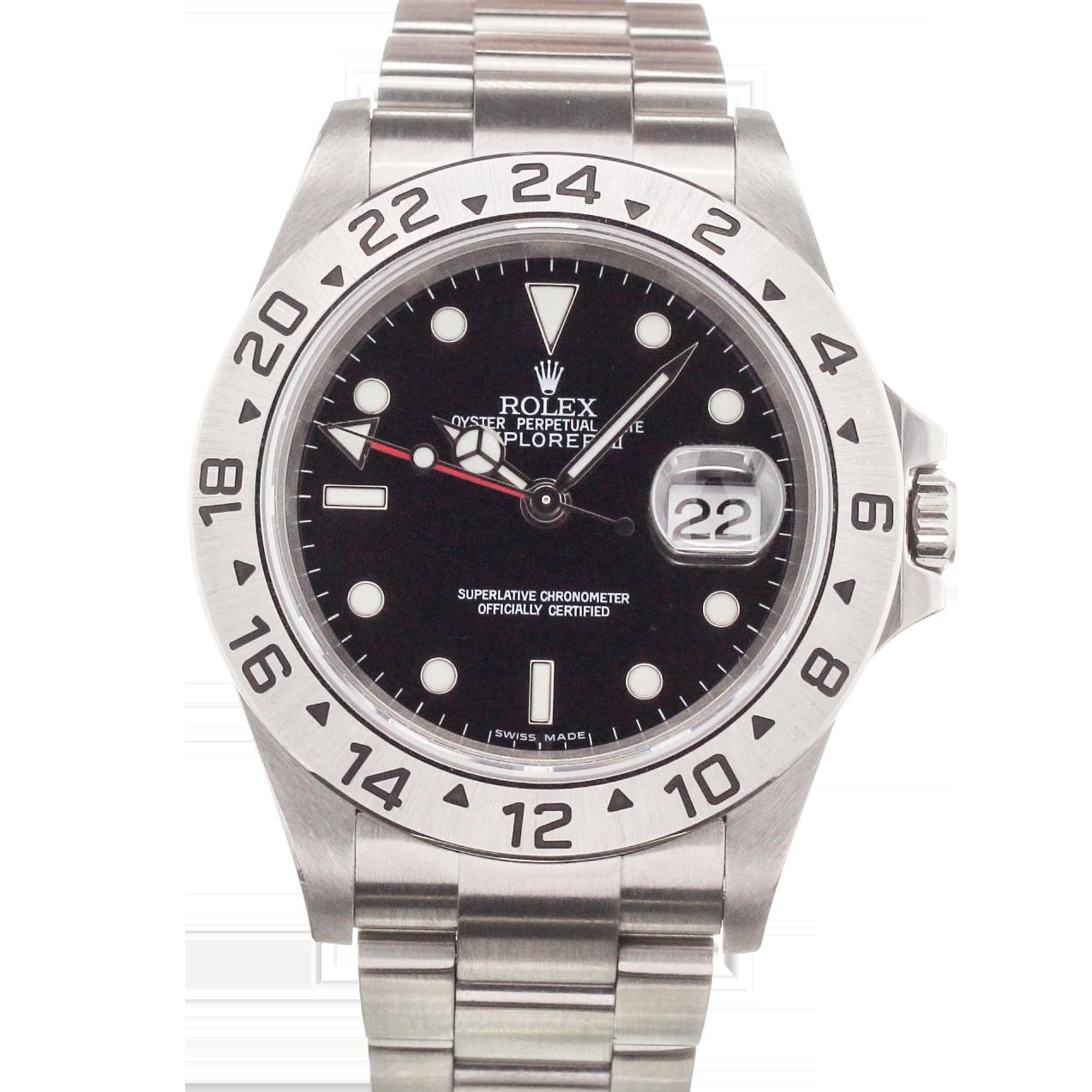 Rolex Explorer 2 alle Infos & Preise   CHRONEXT