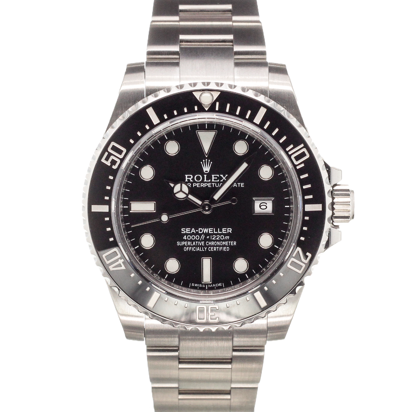 Rolex sea dweller infos price history chronext for Rolex sea wweller