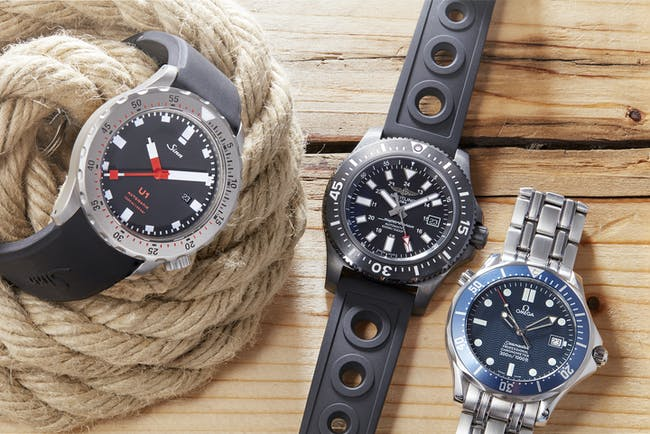 Toolwatches for divers: 5 affordable alternatives to the Rolex Submariner