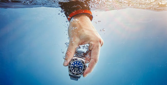 Everything you need to know about the water resistance of your watch